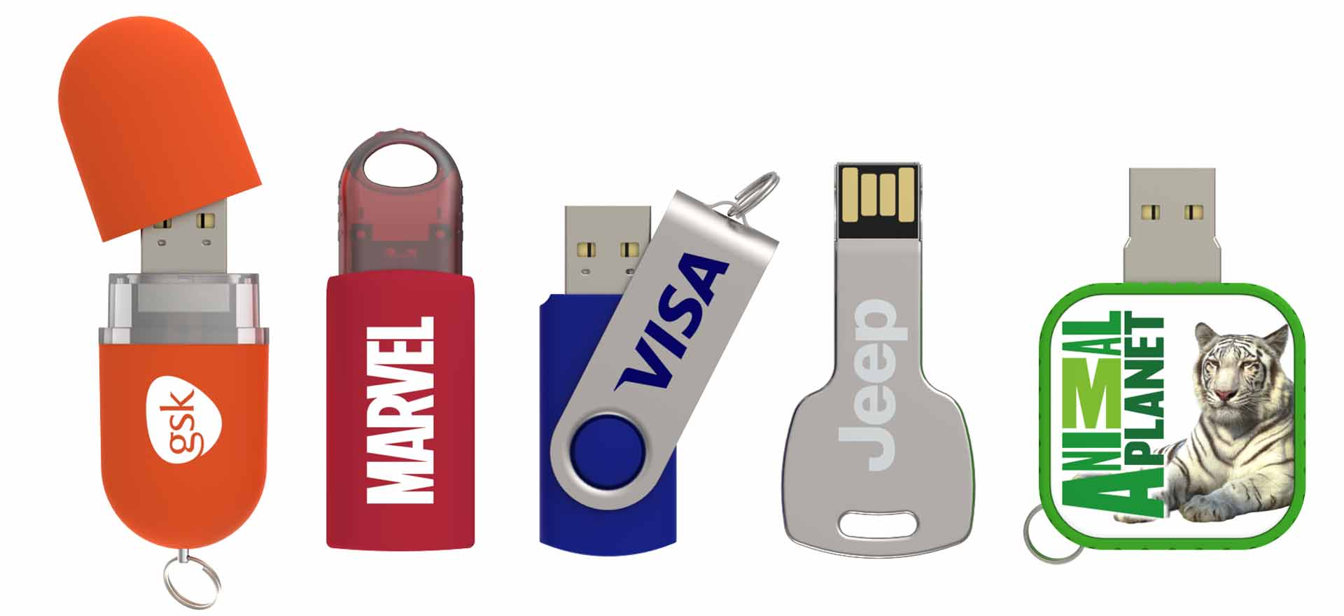 USB Flash Drives in 6 Days!