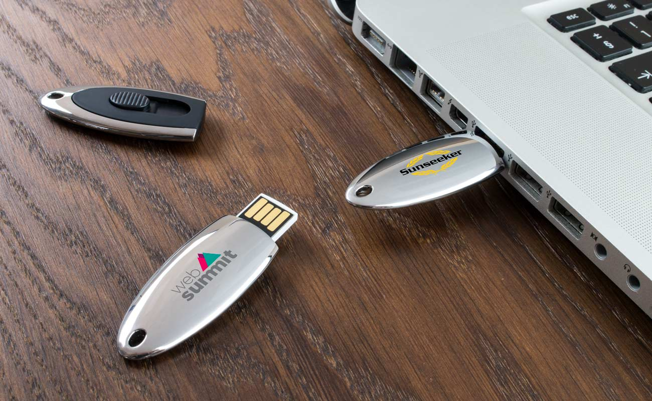 Ellipse - Branded USB