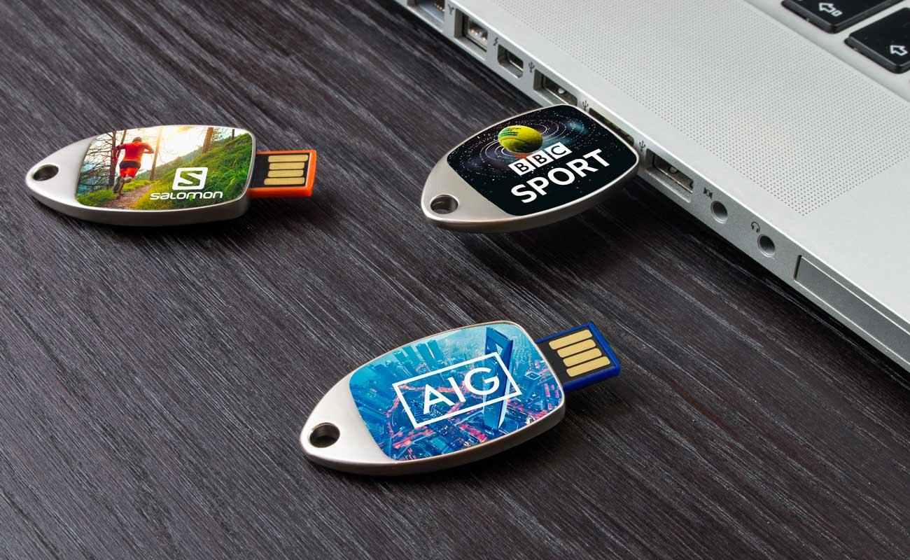 Fin - Branded USB