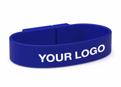 Lizzard - Branded USB Bracelet