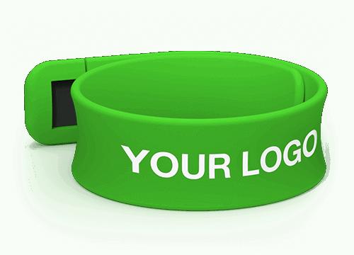 Slap - USB Bracelet Custom