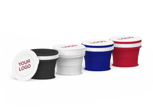 Compresso - Branded Travel Mug