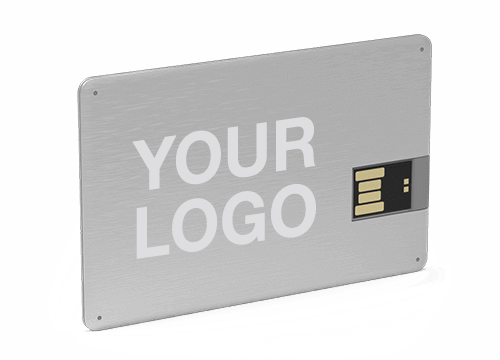 Alloy - Credit Card Flash Drives