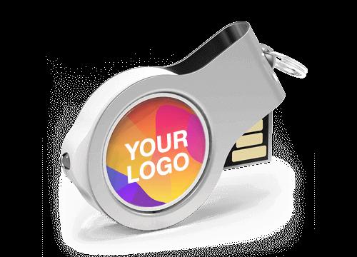 Light - Branded Flash Drives