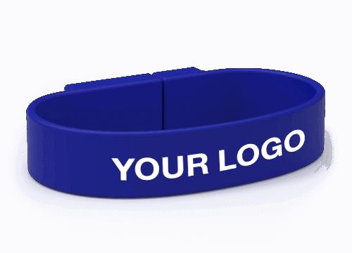 Lizzard - Branded USB Bracelet