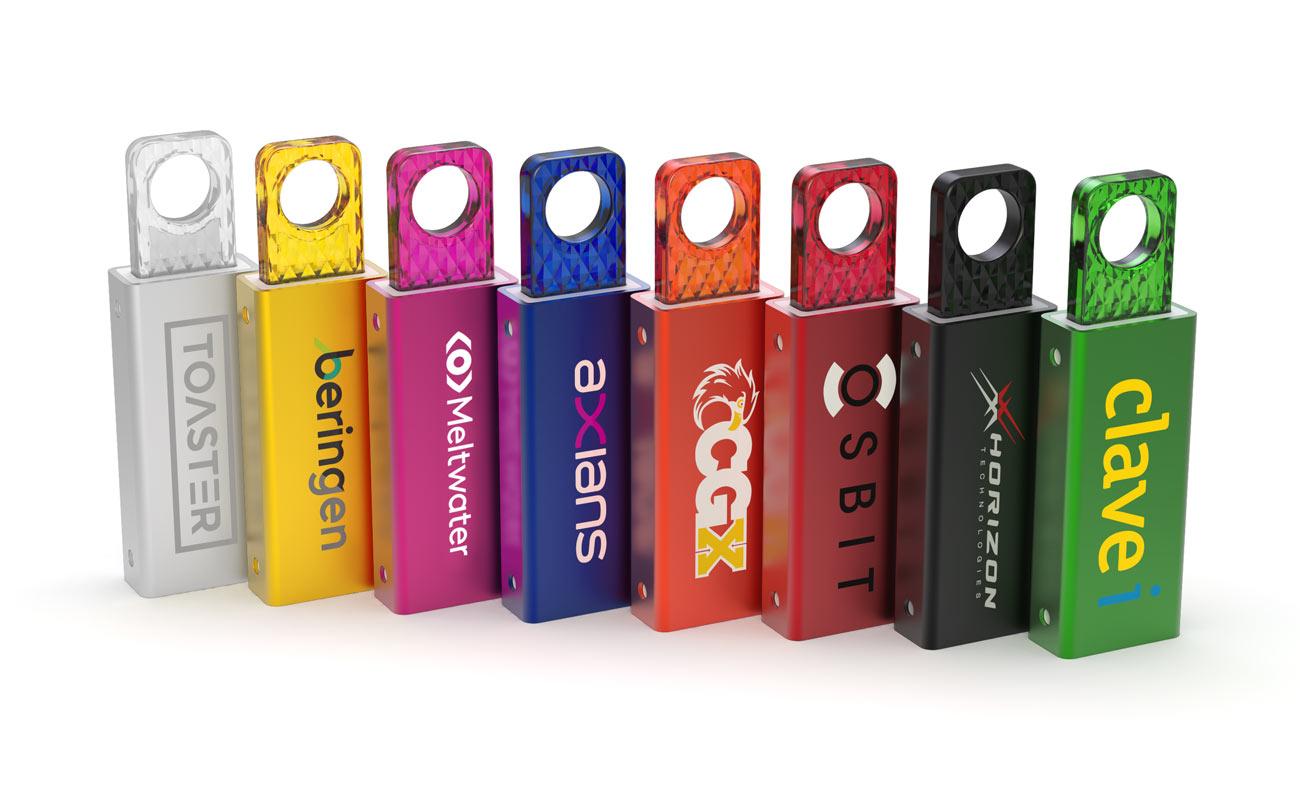 Memo - Branded USB