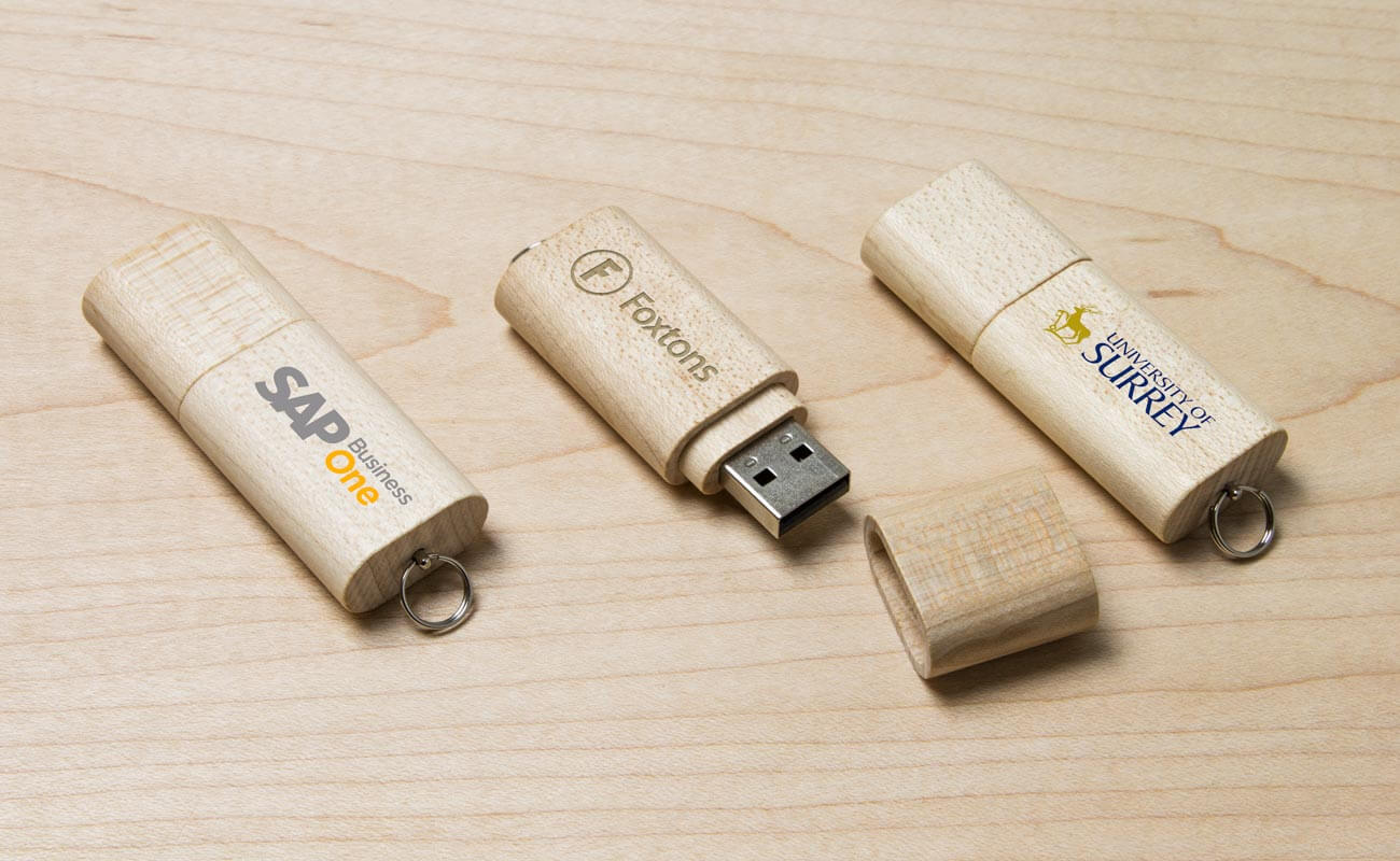 Nature - Branded USB