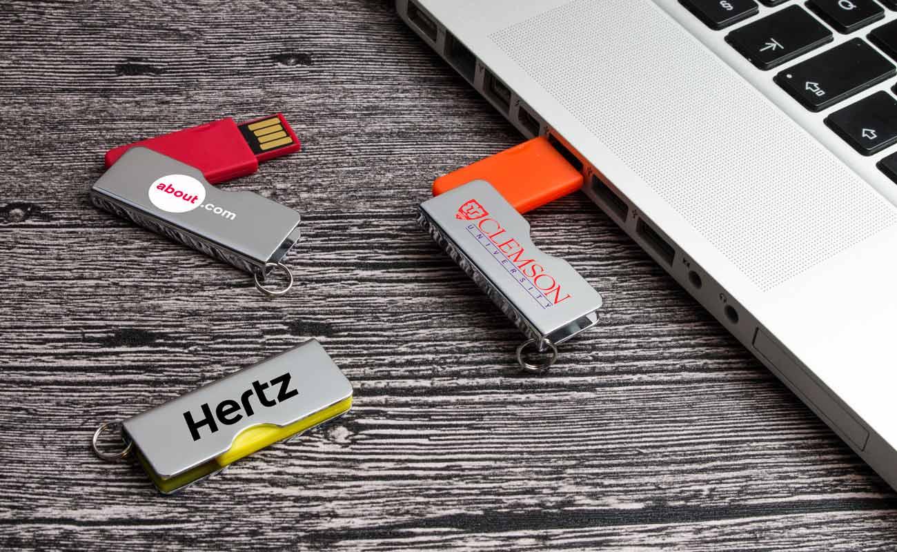 Rotator - Branded USB