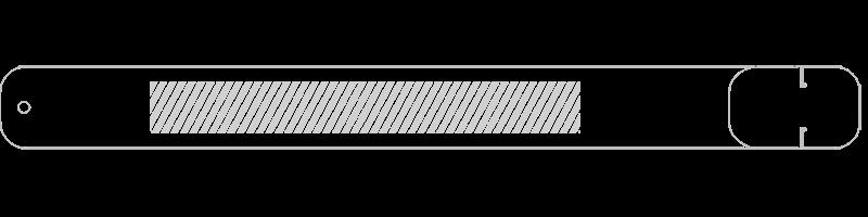 USB Wristband Screen Printing