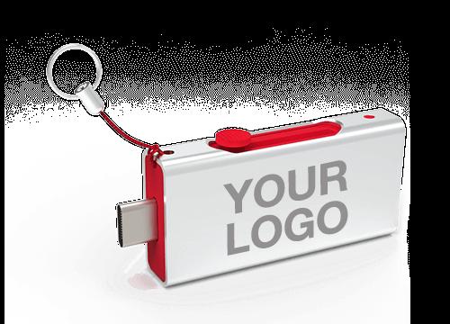Slide - USB Logo