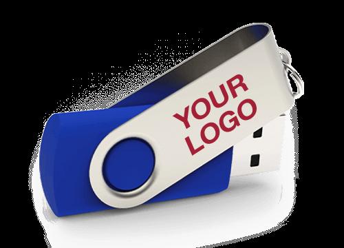 Twister - Branded USB